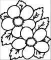Flower Coloring Page Wecoloringpage 050