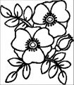 Flower Coloring Page Wecoloringpage 052