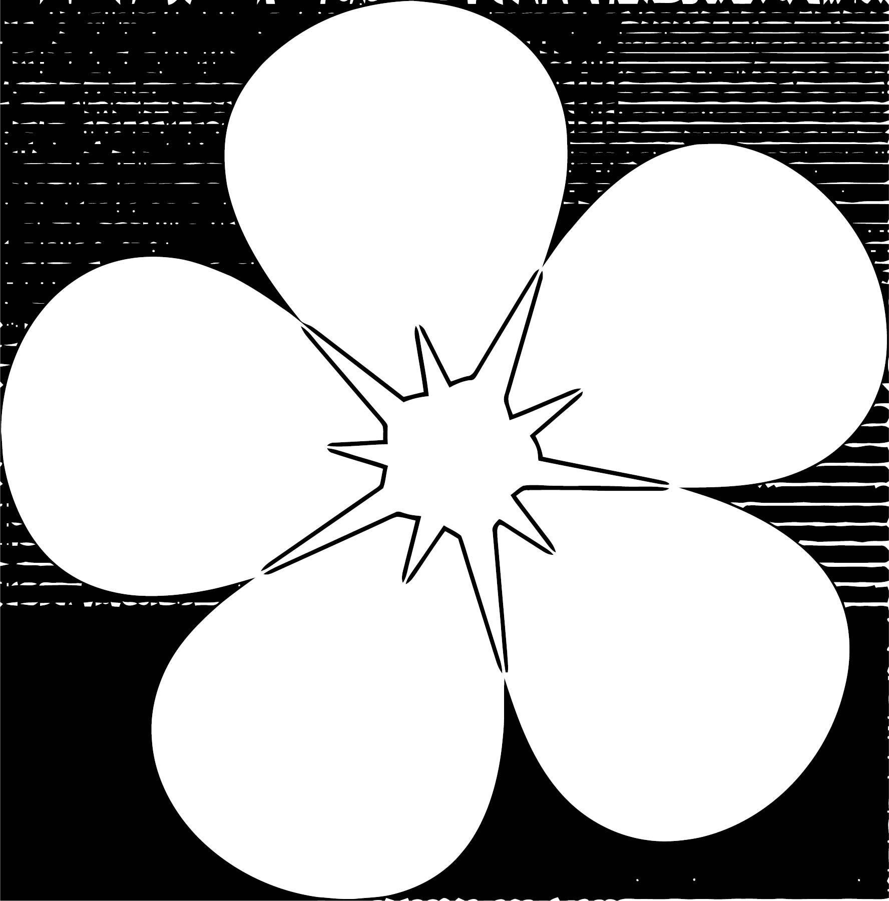Flower Coloring Page Wecoloringpage 056