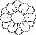 Flower Coloring Page Wecoloringpage 057