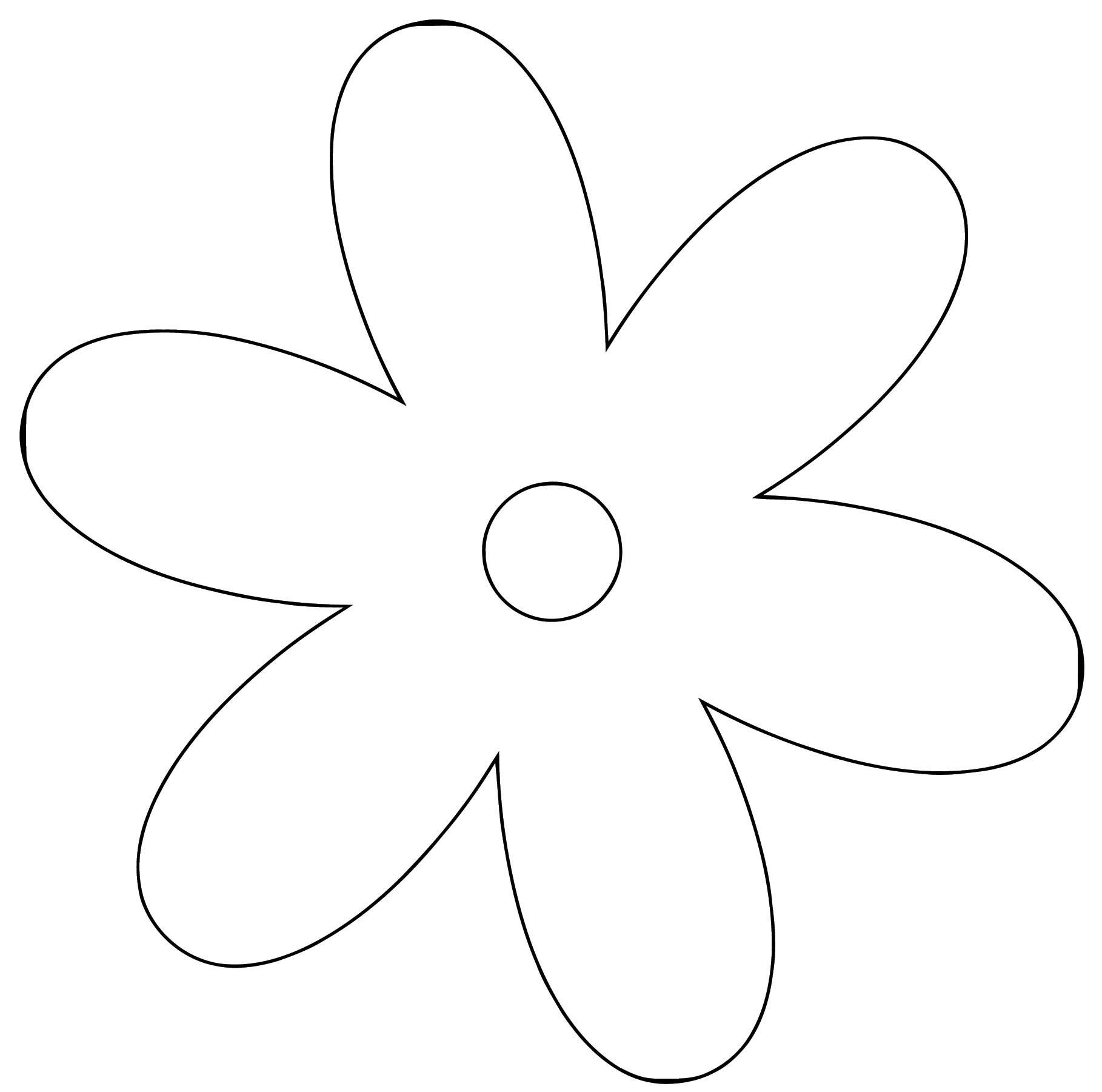 Flower Coloring Page Wecoloringpage 061