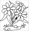 Flower Coloring Page Wecoloringpage 066