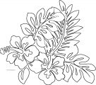 Flower Coloring Page Wecoloringpage 072