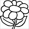 Flower Coloring Page Wecoloringpage 077