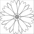 Flower Coloring Page Wecoloringpage 095