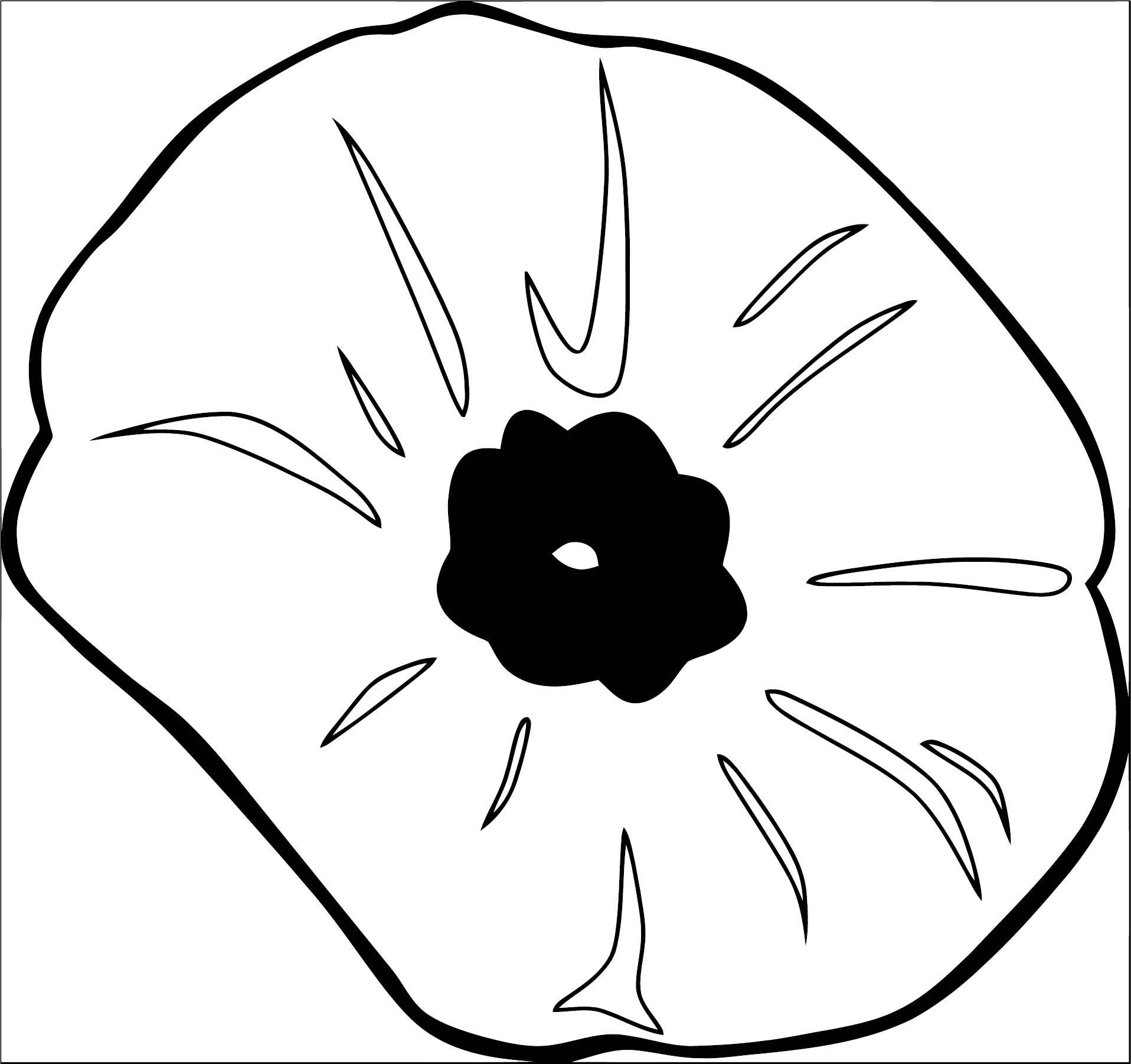 Flower Coloring Page Wecoloringpage 115