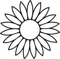 Flower Coloring Page Wecoloringpage 130