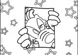 Goofy Disney Vector Card Coloring Page