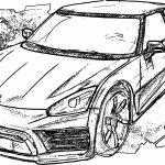 Hirochi SBR4 TTS2 Car Coloring Page
