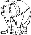 Jumbo 2 Coloring Pages