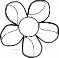 Magnolia Flower Coloring Page