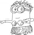 Minion Dance Coloring Pages Free Printable Coloring Pages