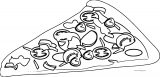 Pizza Coloring Page WeColoringPage 31
