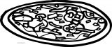 Pizza Coloring Page WeColoringPage 35