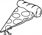 Pizza Coloring Page WeColoringPage 63