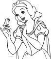 Snow White Coloring Page 064
