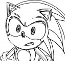 Sonic The Hedgehog Coloring Page WeColoringPage 012
