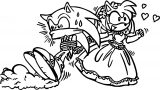 Sonic The Hedgehog Coloring Page WeColoringPage 016