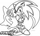 Sonic The Hedgehog Coloring Page WeColoringPage 201