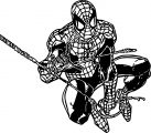 Spider Man Coloring Page WeColoringPage 085