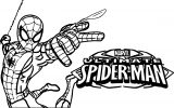 Spider Man Coloring Page WeColoringPage 098