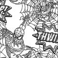 Spider Man Coloring Page WeColoringPage 111