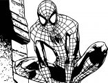 Spider Man Coloring Page WeColoringPage 113