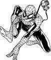 Spider Man Coloring Page WeColoringPage 147