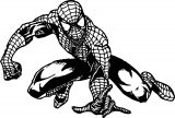 Spider Man Coloring Page WeColoringPage 165
