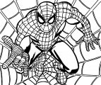 Spider Man Coloring Page WeColoringPage 167