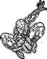 Spider Man Coloring Page WeColoringPage 184