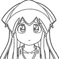 Squid Girl Coloring Page 163