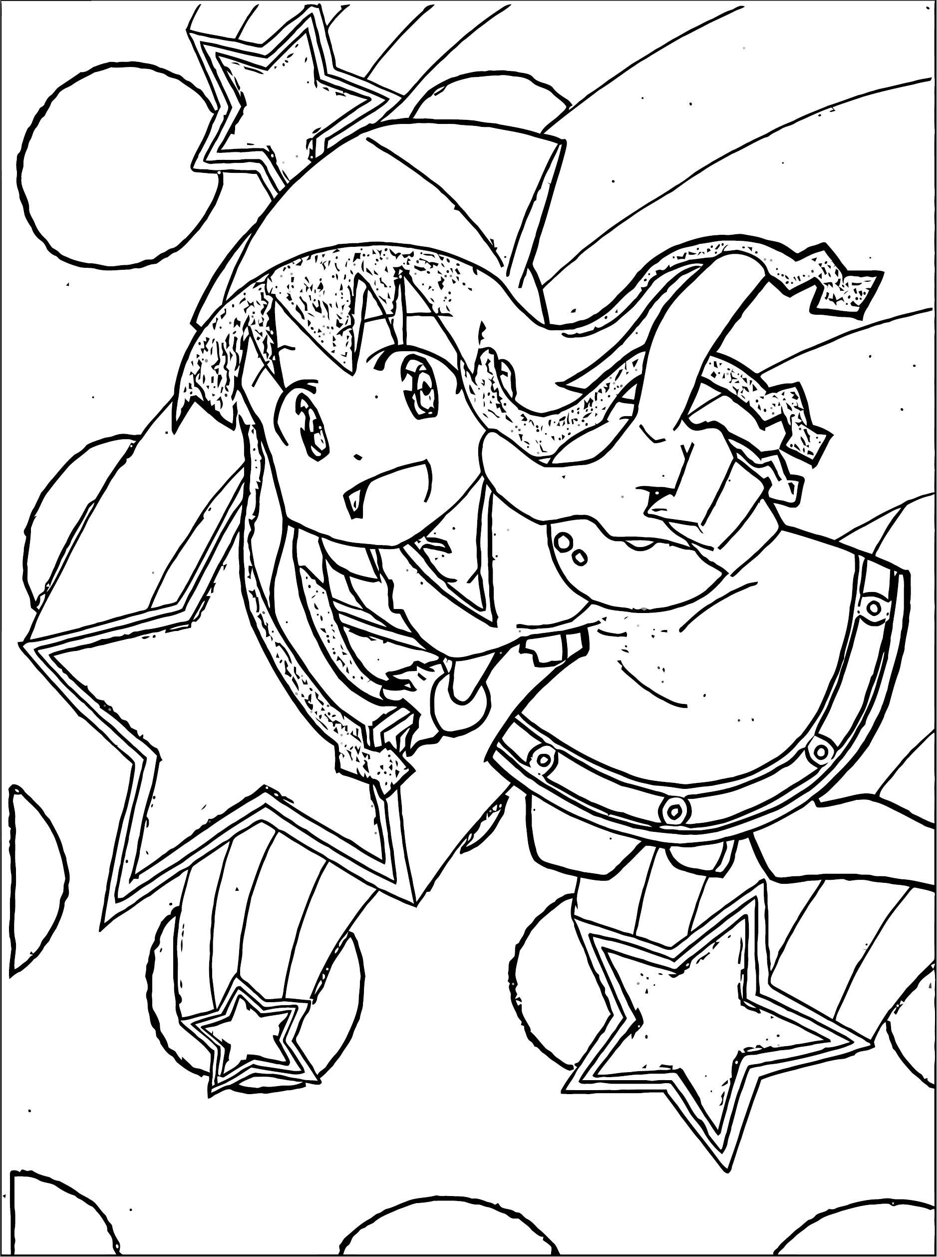 Squid Girl Coloring Page 217