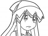 Squid Girl Coloring Page 225