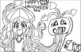 Squid Girl Coloring Page 230
