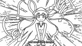Squid Girl Coloring Page 268