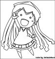 Squid Girl Coloring Page 269