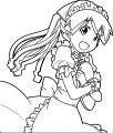 Squid Girl Coloring Page 312
