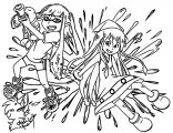 Squid Girl Coloring Page 328