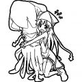 Squid Girl Coloring Page 332
