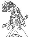 Squid Girl Coloring Page 350
