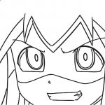 Squid Girl Okey Now Coloring Page