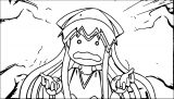 Squid Girl Why Why Coloring Page