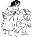 The Hunchback Of Notre Dame Helpeq Coloring Page