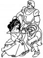 The Hunchback Of Notre Dame Hfr Coloring Page