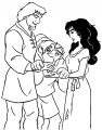 The Hunchback Of Notre Dame Quhands Coloring Page