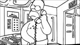 The Simpsons Coloring Page 082