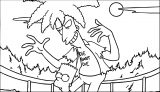 The Simpsons Coloring Page 155