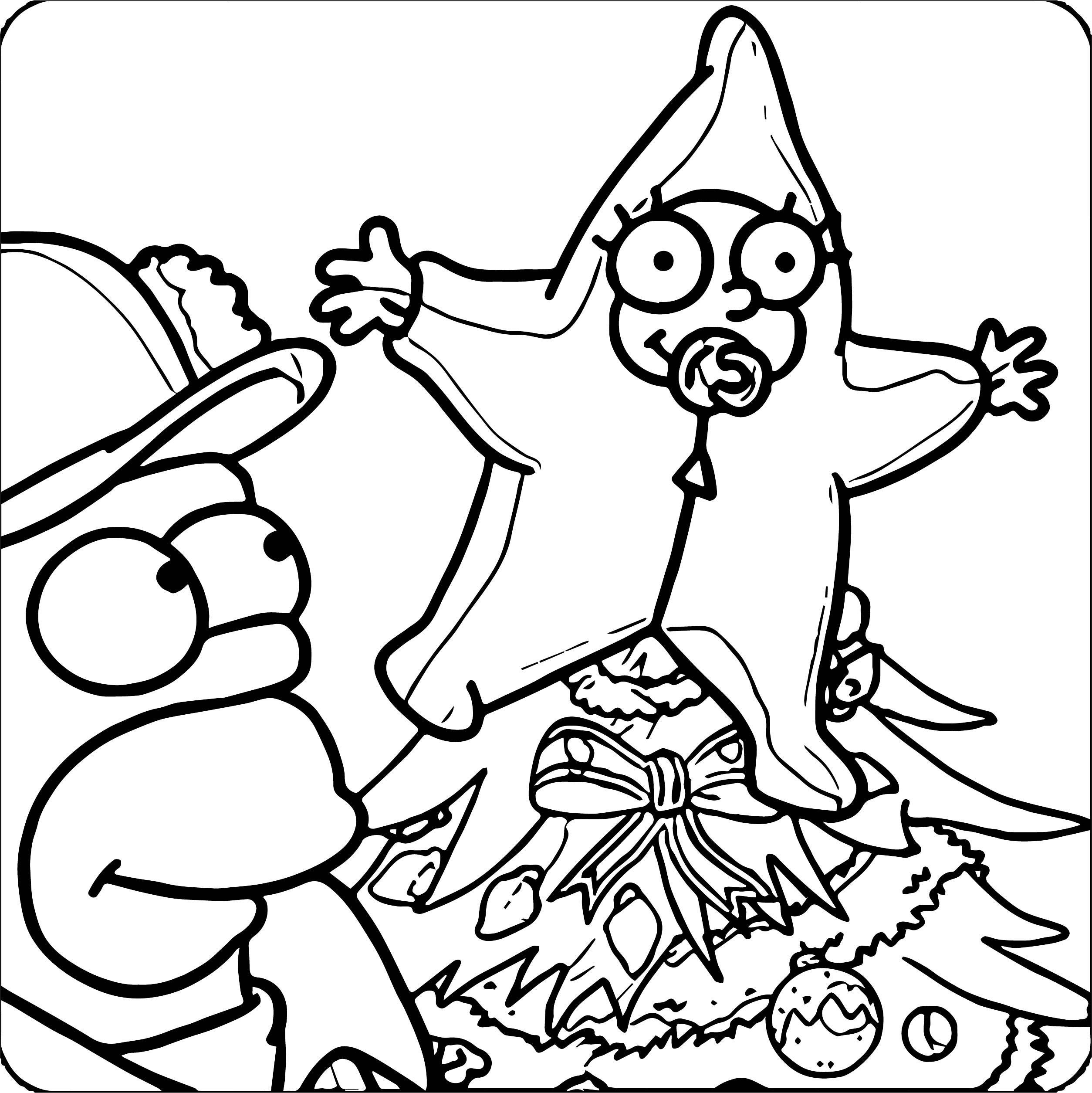 The Simpsons Coloring Page 240