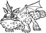 gronckle coloring pages 01